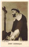 """IMAGE PIEUSE RELIGIEUSE L'Orzani  : """" Saint Dominique """" - Images Religieuses"""