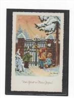 EVA SCHMIDT-LABOE     -  VIEL GLÜCK IM NEUEN JAHR    ~ 1950    (8) - Illustrateurs & Photographes