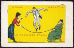LA FEMME ...LA BELLE MERE ....et LA PERLE DES MARIS - Sauter La Corde - Humour