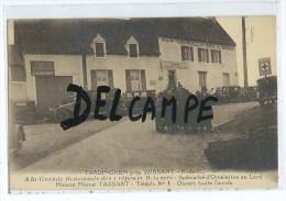 CPA - Tardinghen, Près Wissant - A La Grande Renommée Des Crêpes Et Beignets - Francia