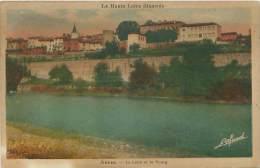 43 - AUREC - La Loire Et Le Bourg - France