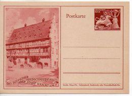 Aak2362/ Deutsches Reich Ganzsache Nr. P 293b Ungebraucht/ * - Germany