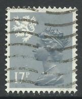 SCOTLAND GB 1984 QE2 17p Grey Blue Machin Type 1 SG S43...( J122 ) - Regional Issues