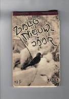 """Zalig Nieuwjaar 1931 :Kalender +/-70 Blz Met Prachtige Foto's""""Objectief Voigtlaender"""" Film-pack Gevaert - Grossformat : 1921-40"""