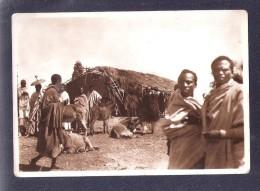 LARGE SIZE PC OF ANGOLO DEL MERCATO DI COFOLE (ARUSSI) CORNER MARKET COFOLE (Arussi) ETHIOPIA - Ethiopie