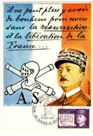 France / Maximum Cards / Famous Persons / Army / General Delestraint - Cartoline Maximum