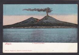Vesuvio Da Mare,Napoli,Naples,Italy,Q23 . - Napoli (Naples)