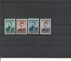 SURINAM 271/74  *  MH - Suriname ... - 1975