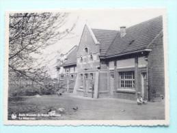 Ecole Normale De Braine-le-Comte ( La Basse Cour ) / Anno 19?? ( Zie Foto Voor Details ) !! - Braine-le-Comte
