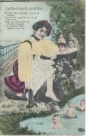 La Marchande De Bébés/ Les Andelys/Eure/ 1907           HUM2 - Humorkaarten