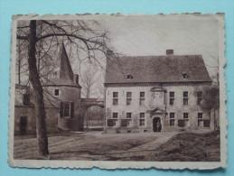 Château Des Vieux Joncs ( Gasthuis - Hôpital ) Environs De Tongres / Anno 19?? ( Zie Foto Voor Details ) !! - België