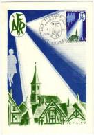 France / Maximum Cards / Architecture / Castle - Cartoline Maximum
