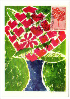 France / Maximum Cards / Art / Nature - 1970-79