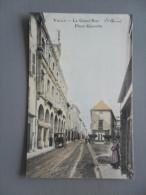 CPA 38 - VIZILLE -  LOT De 4  CPA De VIZILLE  1906 - Vizille