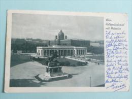 WIEN - Heldendenkmal Mit Museum - Musées