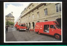 1   -   Paris   -     Théâtre De L´Odéon : Pompiers En Exercices - District 06