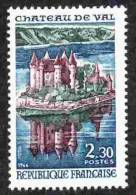 France N° 1506 ** Château De Val - France