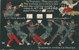 Animations    De  Faits     Militaire. - Poésie