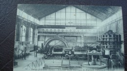 SAINT-ETIENNE : Intérieur Usine électrique De MONTAUD - Poste Central En 1918 - Saint Etienne