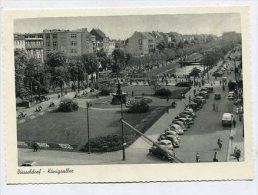 GERMANY - AK 193327 Düsseldorf - Königsallee - Duesseldorf
