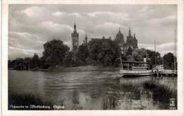 Allemagne -  Schwerin In Mecklenburg  - Schloss - Schiff - Schwerin