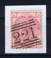 Great Britain SG  144 Plate 11  Used  1873 - Gebruikt