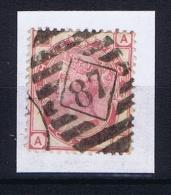 Great Britain SG  144 Plate 14  Used  1873 - Gebruikt