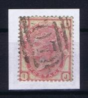 Great Britain SG  144 Plate 16 Used  1873 - Gebruikt