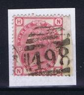 Great Britain SG  144 Plate 17 Used  1873 - Gebruikt