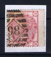 Great Britain SG  144 Plate 18 Used  1873 - Gebruikt