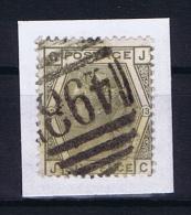 Great Britain SG  147 Plate 13 Used  1873 - Gebruikt