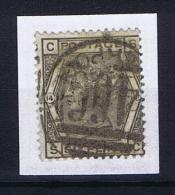 Great Britain SG  147 Plate 14 Used  1873 - Gebruikt