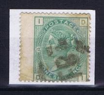 Great Britain SG  150 Plate 12 Used  1873 - Gebruikt
