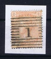 Great Britain SG  152 Plate 15 Used  1873 - Gebruikt