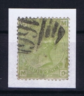 Great Britain SG  153 Plate 15 Used  1873 - Gebruikt