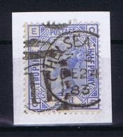 Great Britain SG  157 Plate 22 Used  1880 - Gebruikt