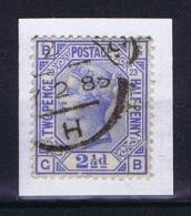 Great Britain SG  157 Plate 23 Used  1880 - Gebruikt