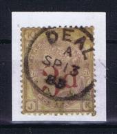 Great Britain SG  159 Used  1880 - Gebruikt
