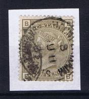Great Britain SG  160 Plate 18  Used  1880 - Gebruikt