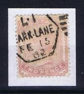 Great Britain SG  168  Used 1880  Pale Rose - Gebruikt