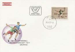 World  Championship 1977  Handball     Austria  # 914 # - Handball