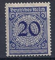 Empire -  YT N°334 ** / Deutsches Reich Mi.Nr. 341 ** - Allemagne