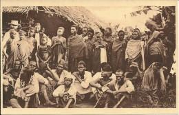 MISSIONS Des PERES Du SAINT ESPRIT - Afrique Orientale - Chez  Les Lepreux  De WANDA - Dahomey