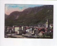 Cartolina Saint-Vincent - Panorama 1959 - Italy
