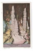 Chromo, Merveilles Des Grottes Belges , Stalagmites à ROCHEFORT, Compagnie Liebig Fondée En 1865 - Liebig