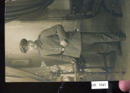 DR, WK I, Feldpost, Soldatenphoto Nicht Gelaufen - 1914-18