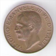 ITALIA 5 CENTESIMI 1922 VITTORIO EMANUELE III - 1861-1946 : Regno