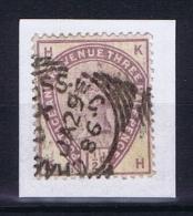 Great Britain SG  188 Used  1883 Yvert 77 - Gebruikt