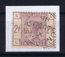 Great Britain SG  189 Used  1883 Yvert 79 - Gebruikt