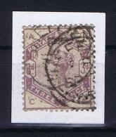 Great Britain SG  191 Used  1883 Yvert 80 - Gebruikt